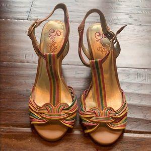 Seychelles Wedge Heels